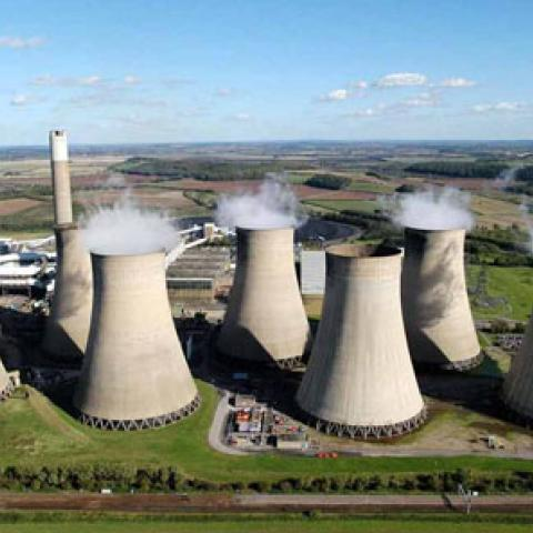 E.ON UK 2034MW Ratcliffe-on-Soar Power Station